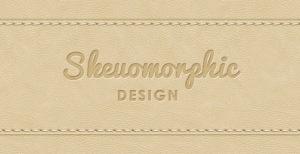 Skeumorphic