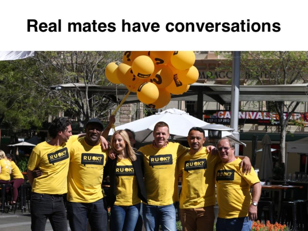 Conversations Slide